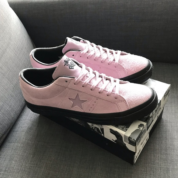 02ede3c98d9bf1 Stussy X Converse One Star 74 Ox